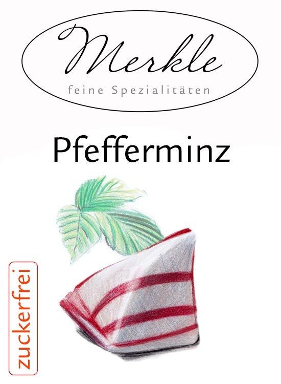 Pfefferminz Zuckerfrei