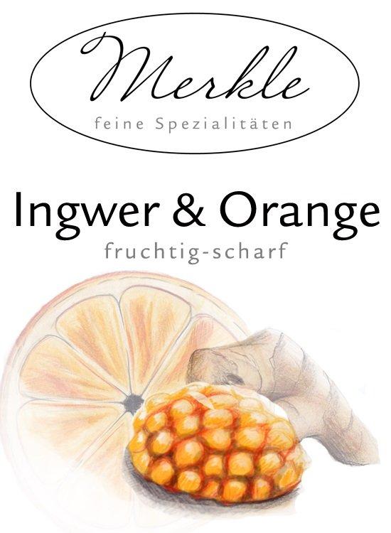 Ingwer & Orange