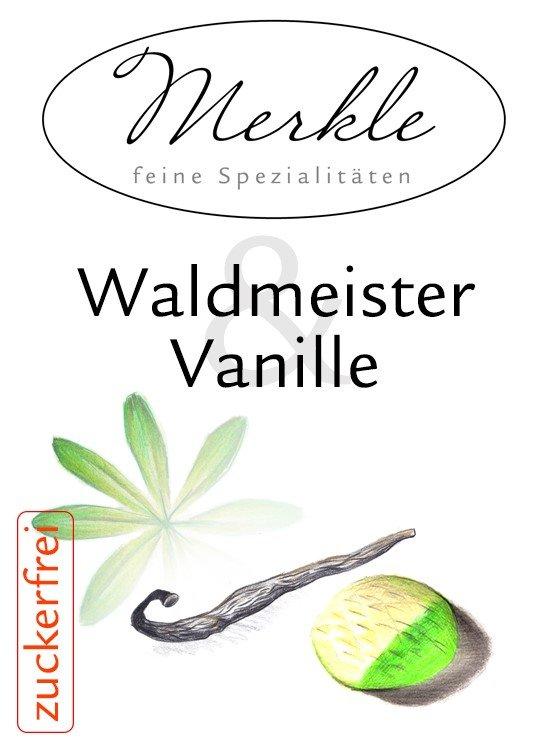 Waldmeister Vanille Zuckerfrei