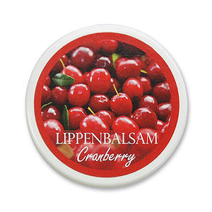 "Lippenbalsam ""Cranberry"" 10ml"