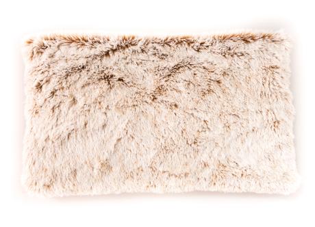 Habibi Wärmekissen creme mit Klettverschluss, 40 x 20cm