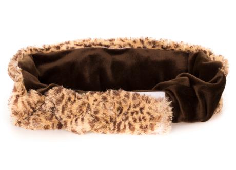 Habibi Wärmegürtel Leo mit Klettverschluss, Länge 130-160cm