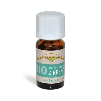 BIO Zirbenöl 10 ml 100% naturrein
