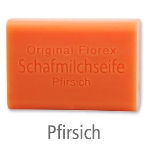 Schafmilchseife 100g Pfirsich