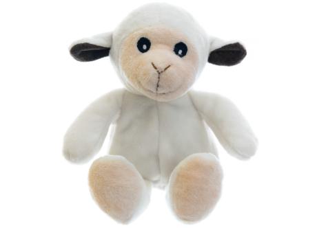 Habibi Midi - Schaf mit herausnehmbarem Duftsäckchen, Hülle waschbar, ca. 23cm
