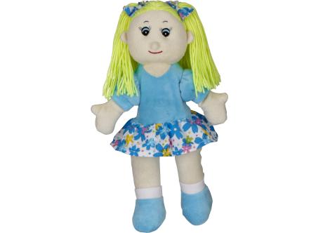 Puppe Sunny Blue