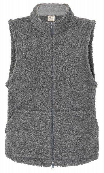 Wollweste 100% Schafwolle