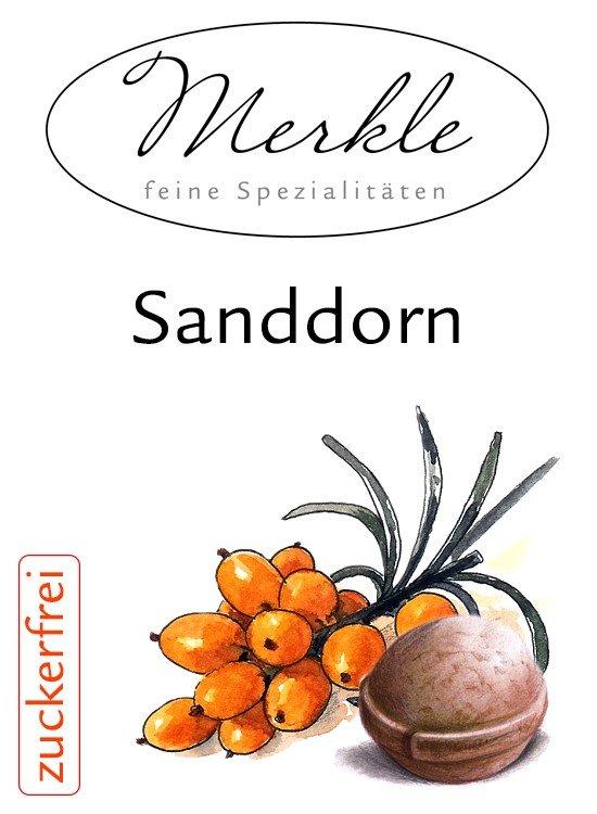 Sanddorn Zuckerfrei