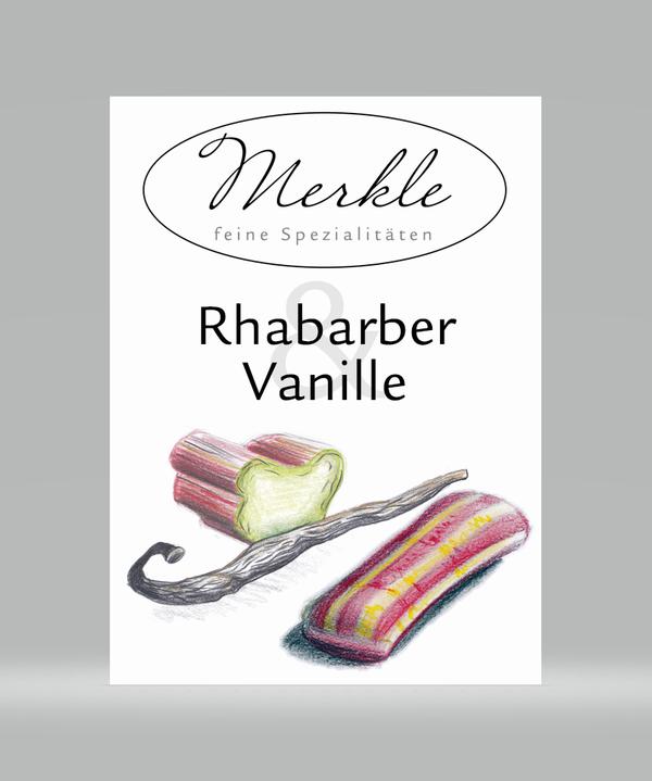 Rharbarber Vanille